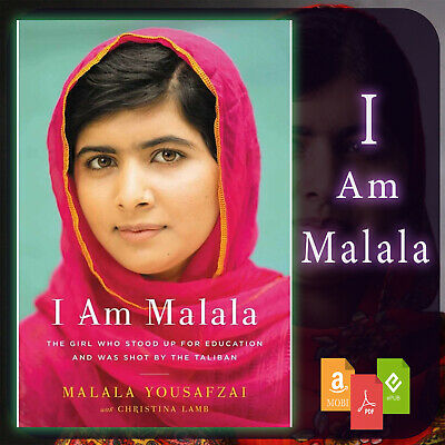 I AM MALALA The Girl who Stood Up for Education~Fast Delivery~ Digital Version