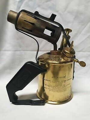 sievert blow torch 542 half ltr (1 Pint) with original box and apparater