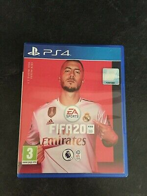FIFA 20 PS4 (bought new last year from HMV for £50)