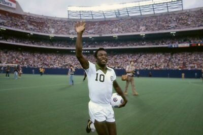 PELE Poster G.O.A.T Goat Greatest All Time [24 x 36] Inch 2
