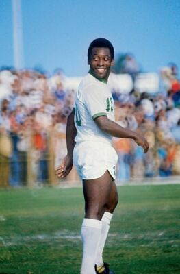 PELE Poster G.O.A.T Goat Greatest All Time [24 x 36] Inch 5