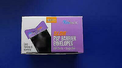 Barrier Envelopes, UniPACK, Size 0, 100/Box, UBE-8160