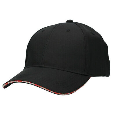 AMG Baseball Cap schwarz rot Original Mercedes-AMG Collection