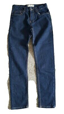 BNWOT Mens/boys Next Skinny Blue Jeans 28S