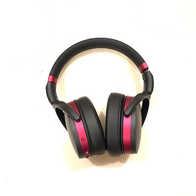 Sennheiser HD 4.50R Wireless Bluetooth Noise Canceling Headphones Black & Red