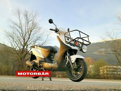 Kymco Delivery Carry 50cc Moped das Transport Wunder / Sonderpreis Netto 1457,-