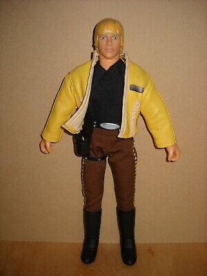 90s Star Wars Luke Skywalker Ceremonial Action Figure Toy Doll By Kenner
