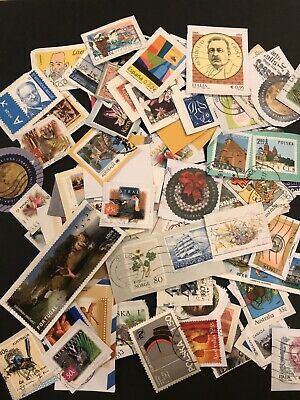 World Charity Kiloware, 60 Grams - Assorted Used Stamps. Lot 1