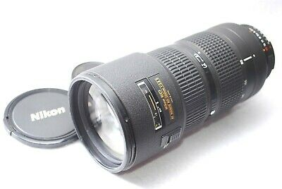 Nikon AF Nikkor 80-200mm f/2.8 D ED New type Lens from Japan #n5