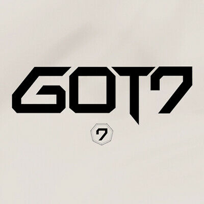 GOT7 DYE MINI ALBUM Random Ver CD+Photobook+Photocard+Etc+Tracking