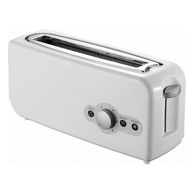 Toaster COMELEC TP1719 750W Weiß