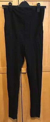 Black Maternity Leggings Size Medium From Mama HnM Great Condition Super Comfy