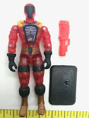 GI Joe Body Part  2003  Inferno BAT B.A.T Head         C8.5 Very Good