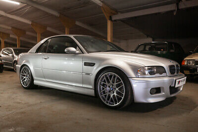 E46 BMW M3 Convertible Manual