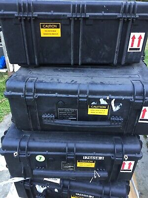 "Explorer Cases 7630 Waterproof Hard Case w/ Wheels W/Foam 31x20x13"" Free Ship"