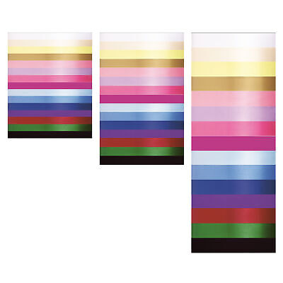 Culpitt Double Faced Satin Ribbons for Cake Board Decoration Arts and Crafts