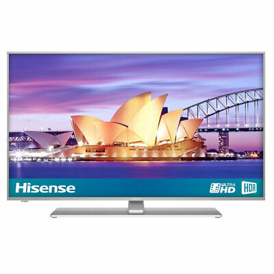 Hisense H43A6550UK 43 Inch Smart 4K Ultra HD TV With HDR Freeview Play C Grade