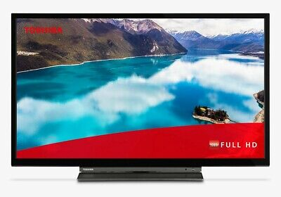 "Toshiba 32LL3A63DB (2019) 32"" SMART Full HD LED TV Freeview Play Black C Grade"