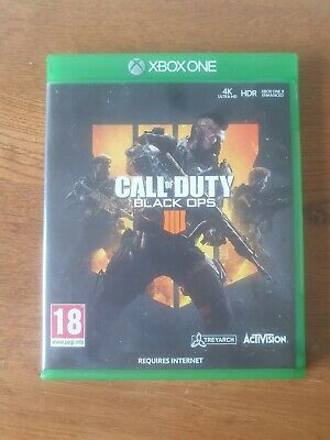 Call of Duty Black Ops 4 / IIII SPECIALIST EDITION Xbox One game inc DLC