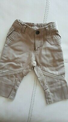 Fred Bare beige trousers pants size 0