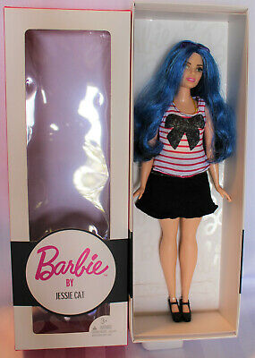 """Fashionista Curvy Barbie doll """"Styled by me"""" Myer exclusive Australia 2016 NRFB"""