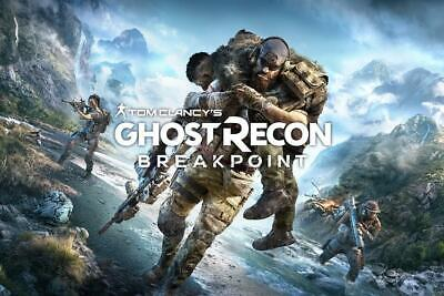 Tom Clancy's Ghost Recon: Breakpoint - PC Account  ✔✔CHEAPEST✔✔  *FAST DELIVERY*