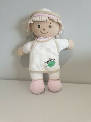 """Seedlings Goldberger Baby Blossom  Doll Pink Famous Hard to Find """"Very Rare"""" A"""