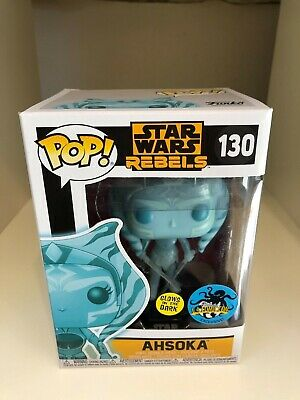 Star Wars-Rebels-Ahsoka Holographic #22095 Funko Pop