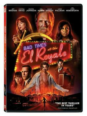 Art Bad Times at the El Royale 2018 Chris Hemsworth Poster 20x30 24x36 P498