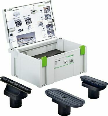 495294 Festool Accessories SYSTAINER VAC SYS VT Sort