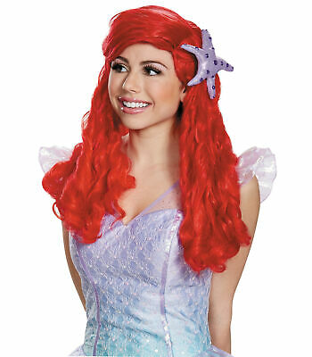 CK1033 Girls Little Mermaid Princess Ariel Fairy Tale Story Book Week Costume