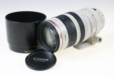 CANON EF 100-400mm f/4,5-5,6 L IS USM - SNr: 508417