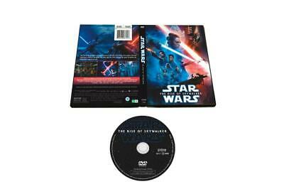 Star Wars The Rise of Skywalker (DVD 2019, 2020) NEW Factory