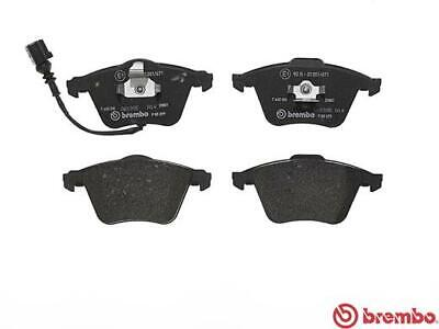 Brembo Front Brake Pad Set for Audi TT 2006-2015 8J3 Teves Braking System