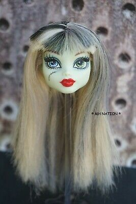 Monster High Frankie Stein HOME ICK Doll Head