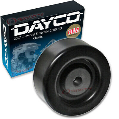 Dayco Smooth Drive Belt Pulley for 1999-2003 Ford F-250 Super Duty 7.3L 6.0L wp