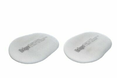 DRAGER 6738021 Xplore 3300/3500/5500 Filter Pads