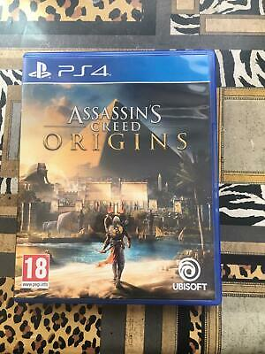 Assassin's Creed Origins Ps4 - Excellent Condition
