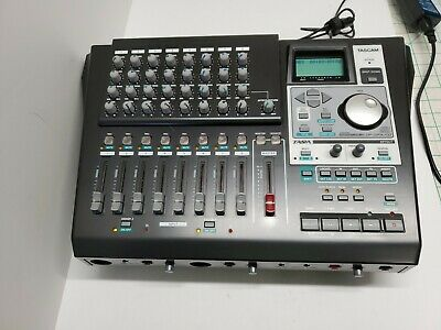Tascam DP-01FX/CD Digital Multi Track Recorder Digital Portastudio