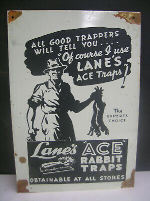 Ace Traps Lanes Farmer Advert For Ace Traps  Freepost Australia