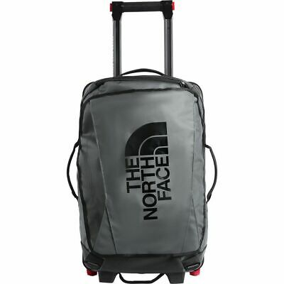 The North Face Rolling Thunder 22in Carry-On Bag Asphalt Grey/Tnf Black