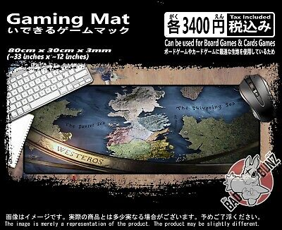 Game of Throne 129 Razor Edged TCG CCG MTG D&D YuGiOh Trading Card Mouse Mat