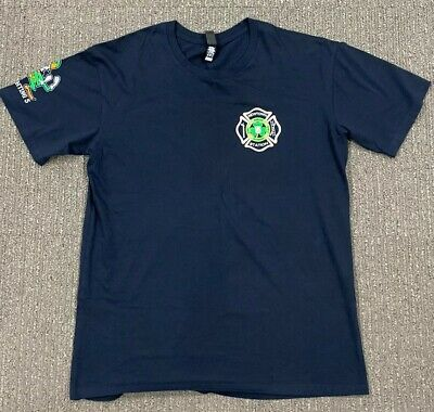 Fire Department Rescue TShirt NSW