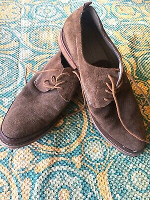 Men's brown  Suede/leather Julius Marlow size 9 shoes