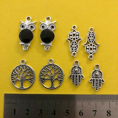 Metal Craft Charms For Jewelry Making Embellishments