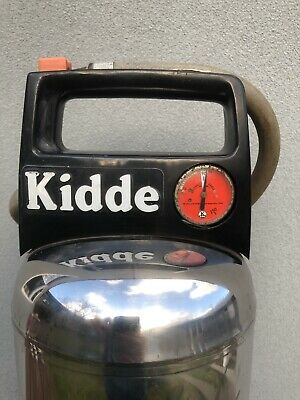 Kidde Stainless Steel Fire Extinguisher