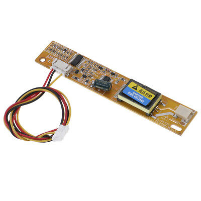 1Pc CCFL inverter board for LCD screen with 1CCFL backlight LCD AU