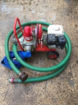 "Used 2"" Petrol Diaphragm Pump £350 (3397)"