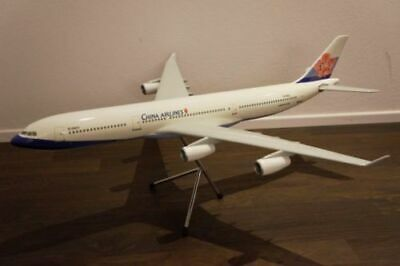 1:100 Space Models China Airlines A340-300 VERY RARE!!