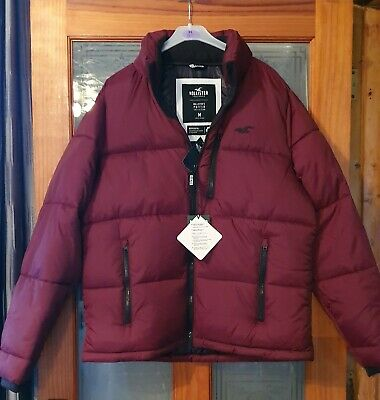 Hollister Heavy Puffer Size M